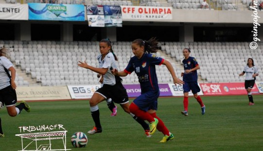 Olimpia UT Cluj -Napoca va participa la un turneu international in Polonia