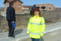 Primărița Lucia Suciu lucrează pentru Chinteni și din concediu medical. GALERIE FOTO