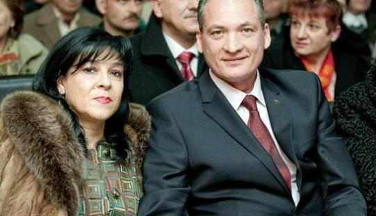 Mihaiela Cordos, nevasta senatorului PSD, arestata pentru 30 de zile. Decizia ICCJ poate fi atacata cu contestatie