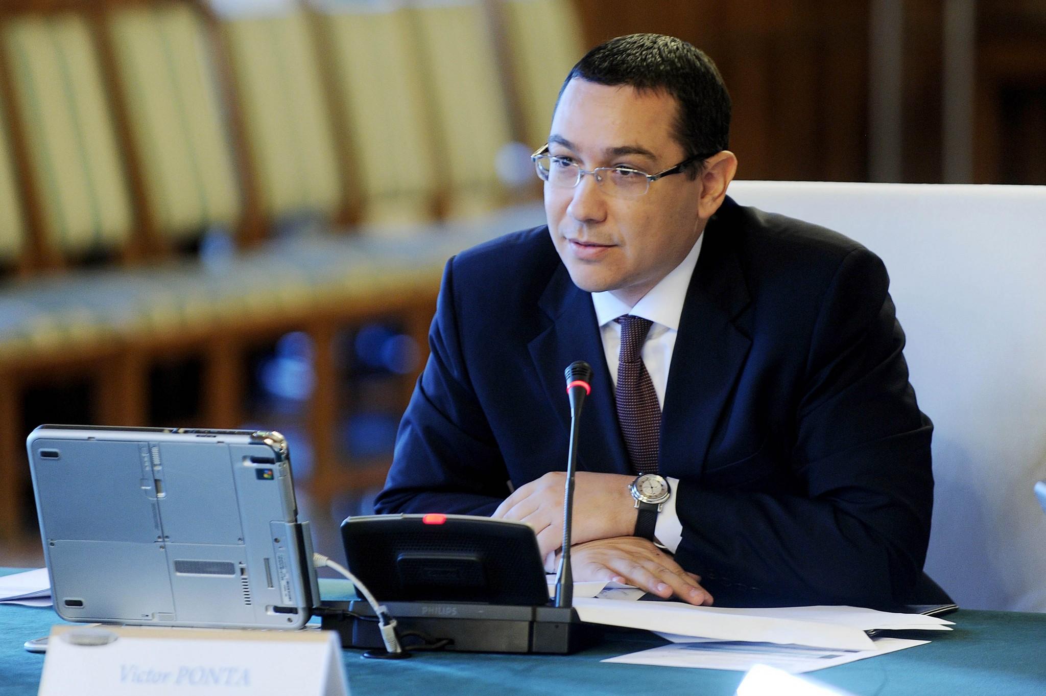 """Pro România va vota moţiunea de cenzură. Ponta: """"Nu a fost niciodată un haos mai mare ca acum"""""""