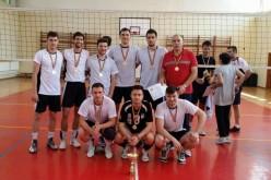 UBB Cluj-Napoca, Campioană Naţională Universitară la volei masculin