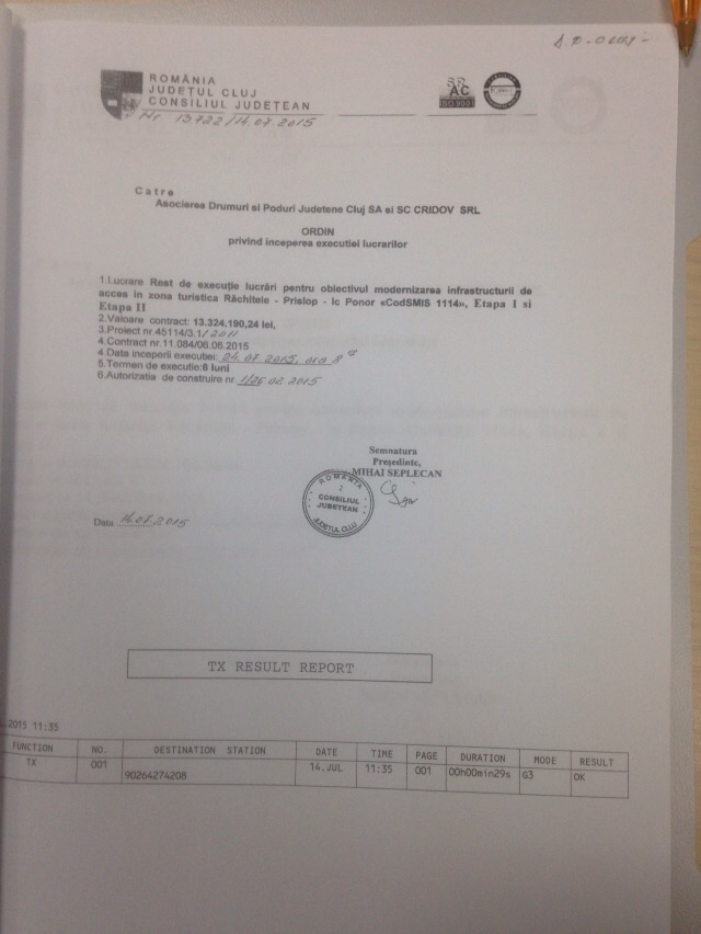 ordine de incepere a lucrarilor consiliul judetean cluj raaadpp (2)