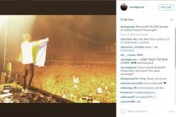David Guetta despre Untold: Uimitor. FOTO