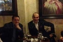 Rareș Bogdan, para-para cu șeful SRI într-un concediu la turci