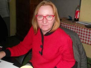 Melania Cupşa - asistentul social din comună