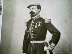 Colonelul Nicolae Pisochi, stră-unchiul