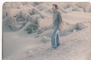 Gheorghe Vinţan, pe şantierul din Irak