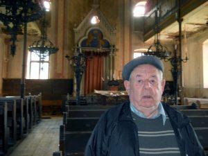 in sinagoga din gherla