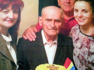 Rus in familie 100 de ani