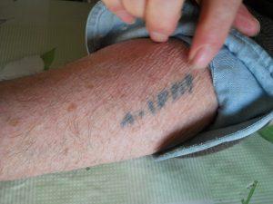 Tatuajul lui Blum