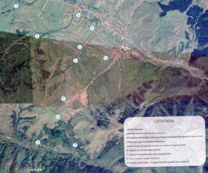 google maps podul roman iara