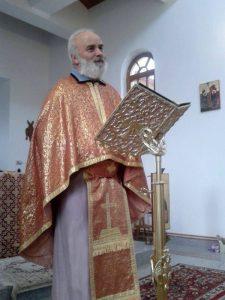 Părintele Sabin Făgăraş