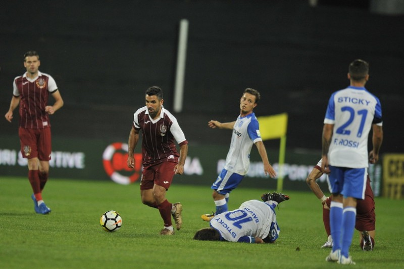 CFR Cluj vs CS Universitatea Craiova - Echipe probabile şi ...   Cs U Craiova-cfr Cluj