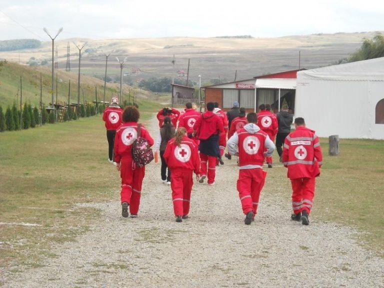 Directorul unei filiale a Crucii Roșii, diagnosticat cu COVID-19, a murit