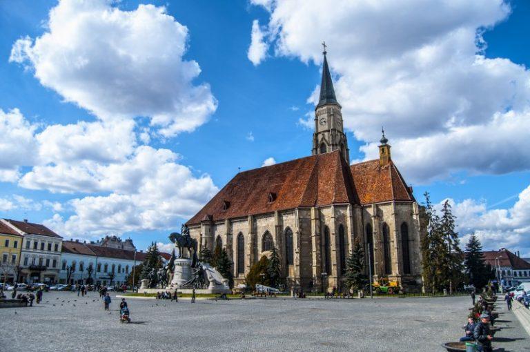 Protest ratat împotriva coronavirusului la Cluj. Nu a venit nimeni!