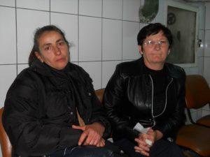 Mama si matusa lui Mrian