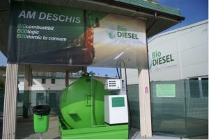 bio diesel jucu