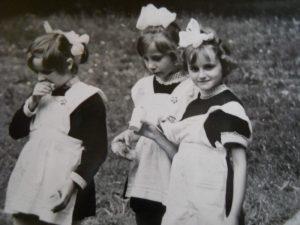 Diana la 7 ani
