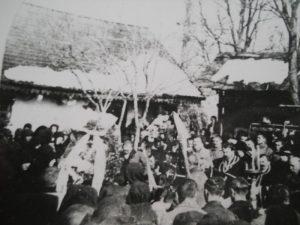 Ceremonia de inmormantare