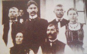 Familia Lazar in 1918