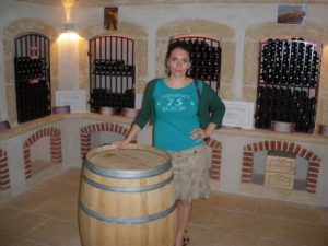 Vizită intrun Chateau