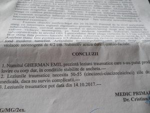 Certificatul medico-legal