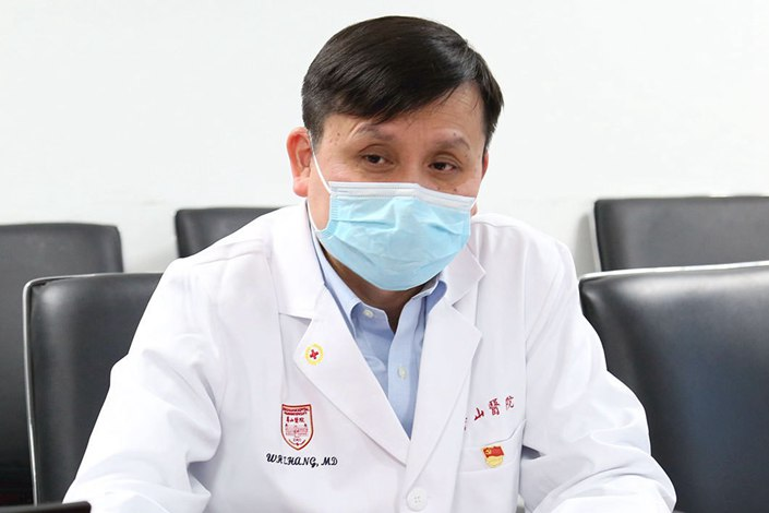 medic chinez, Zhang