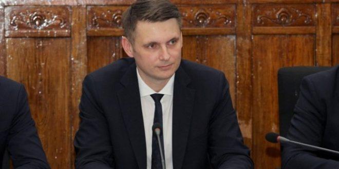 Prefect Mircea Abrudean