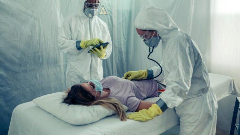 50 de decese cauzate de coronavirus în ultimele 24 de ore