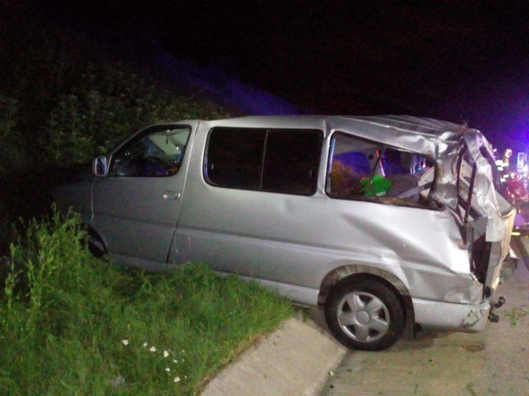 Accident mortal pe autostrada A3, în județul Cluj VIDEO