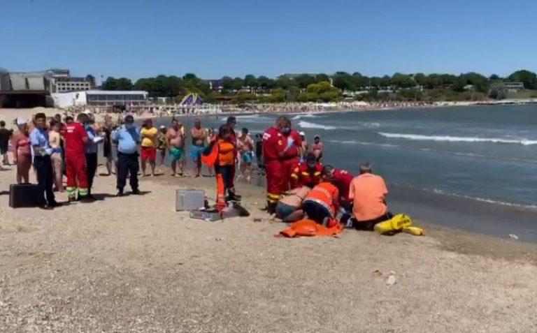 Un bărbat din Cluj a murit înecat