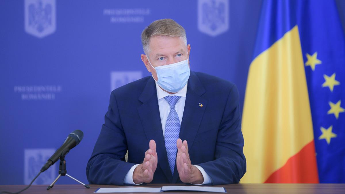 președintele Iohannis