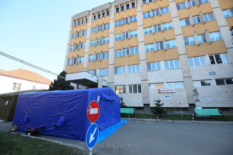 Un medic din Turda, infectat cu coronavirus