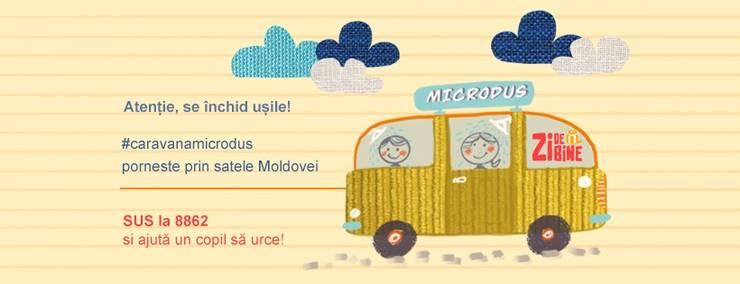 500 de copii români vor face duș pentru prima dată
