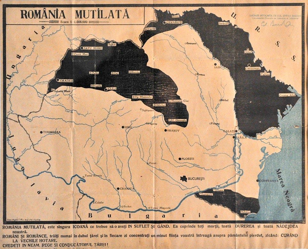 80 de ani de la Dictatul de la Viena - Ziar Gazeta de Cluj
