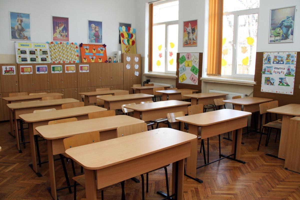 școală
